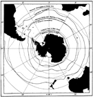 Wind and water transitions in the Southern Ocean