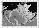 The Bering Sea - Schematic of major currents